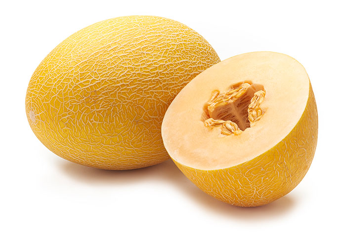 Fisher Ranch Corp. Golden Hami melon