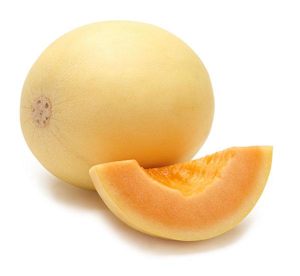 Fisher Ranch Corp. Orange Dewlicious melon